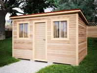 Выкуп деревянных бытовок